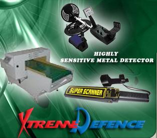 Buy Explosive Detection Equipments Highly sensitive metal detector