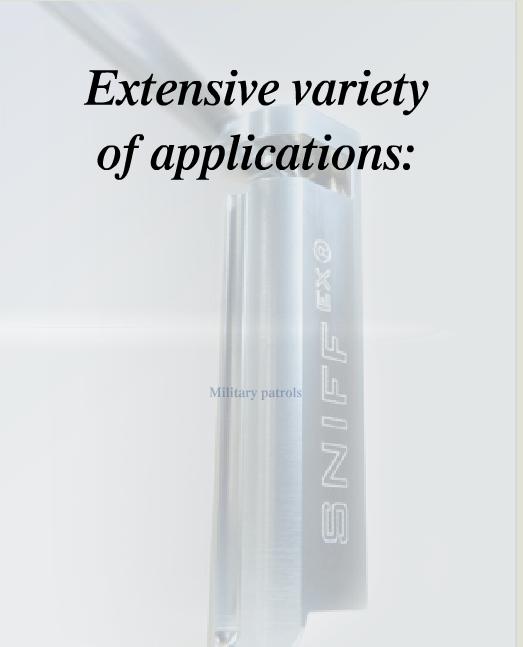 Buy Explosive Detection Equipments SNIFF