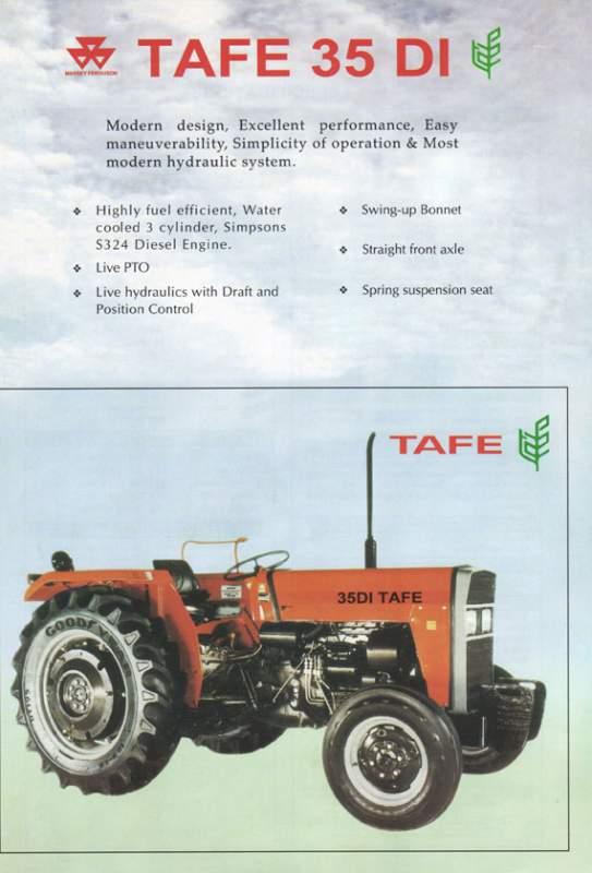 tractor tafe 35 di buy in karachi rh all biz tafe tractor owner's manual tafe 35 di tractor manual