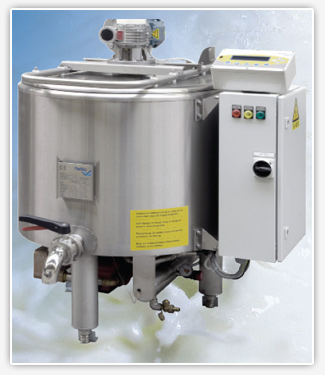 Installation of vacuum evaporation