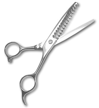 Wire Cut Anese Style Thinning Scissor