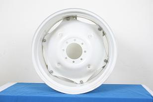 Alloy steel wheels