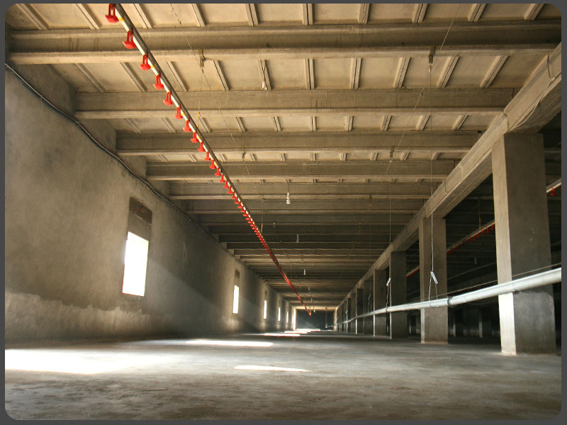 Girder Slab Roofing System оur Girder Slabs Roofing System comprises of prestressed Girders and precast slabs in different sections and sizes.