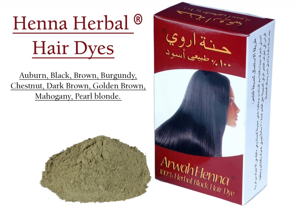 Henna Hair Dyes Buy In Karachi