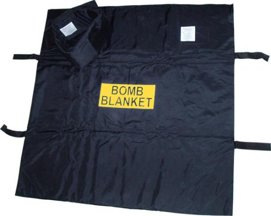 Buy Bomb Suppression Blanket Be protected from bomb explosions with our Bomb Suppression Blanket.