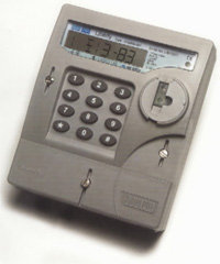 single phase electric meter