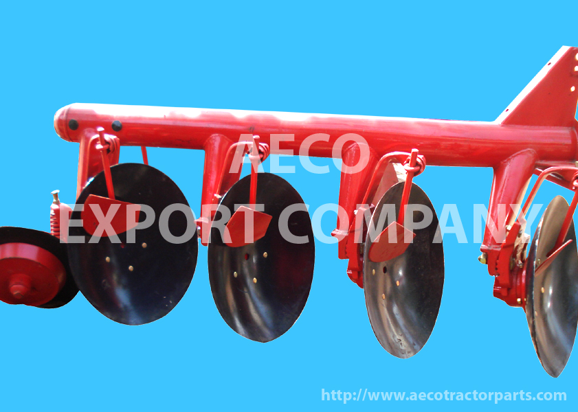 Buy Disc Plough with Massey ferguson & Fiat NH Tractors