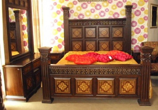 Bed Design In Pakistan 28 Images Pakistan Leather Bed