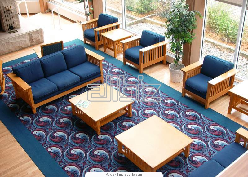 Buy Furniture for hotel lobbies