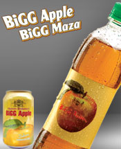 Bigg Apple Carbonated Soft Drink