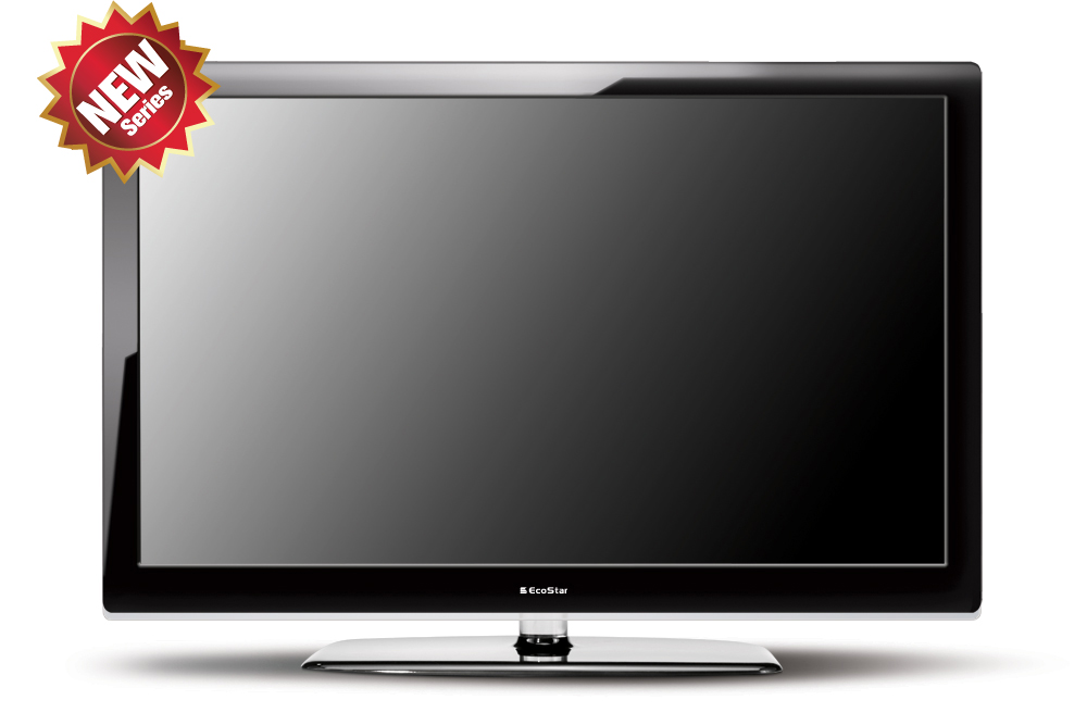 Buy EcoStar LCD 520 series TV - new model !