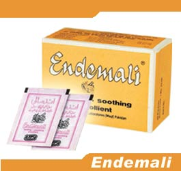 Anti-ulcer drugs, Endemali