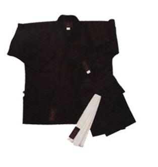 Buy Karate Uniform Black