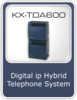 Buy Digital ip hybrid telephone system - KX-TDA600