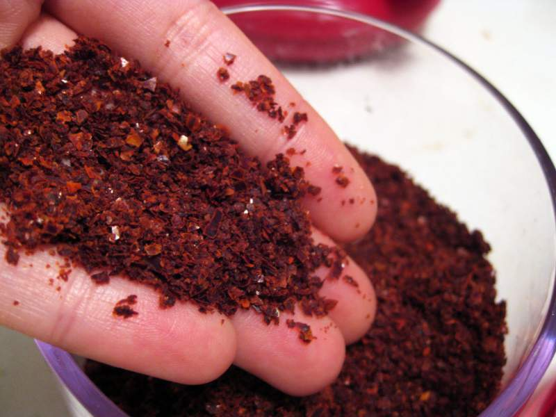 Ground Pepper Ground Red Pepper Chile