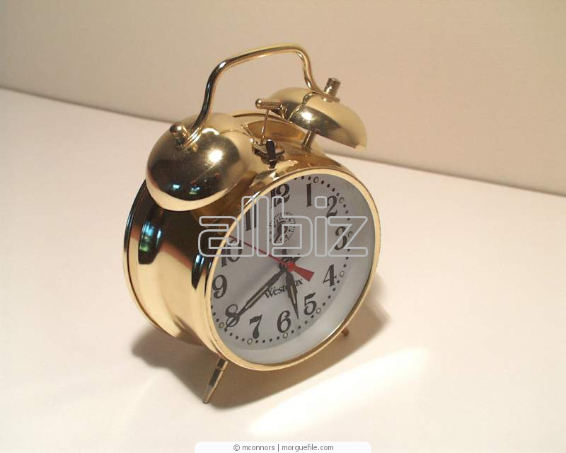 with viewitem aj watches jacobsen table clock alarm zoom arne