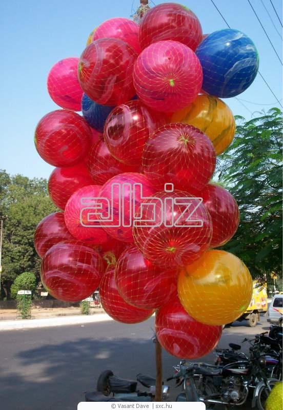 фото члена с шарами