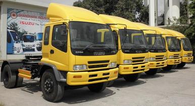 ISUZU FTR33K-PRM Truck GCW 35,000 Kg 4X2 Forward Control Prime Mover