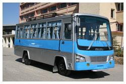 ISUZU NPR Bus