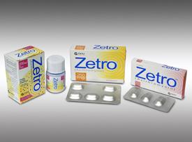 Zetro azithromycin tablets