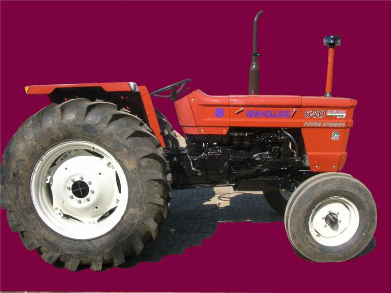 Tractor 640 S