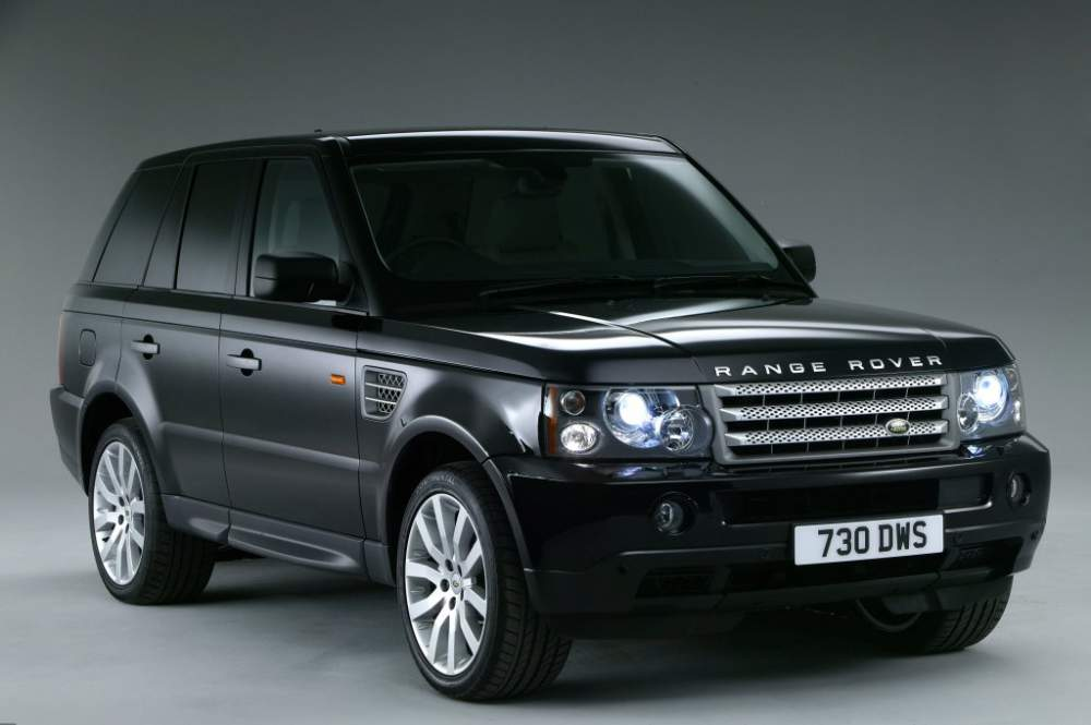 Range Rover Sports Car Buy In Karachi