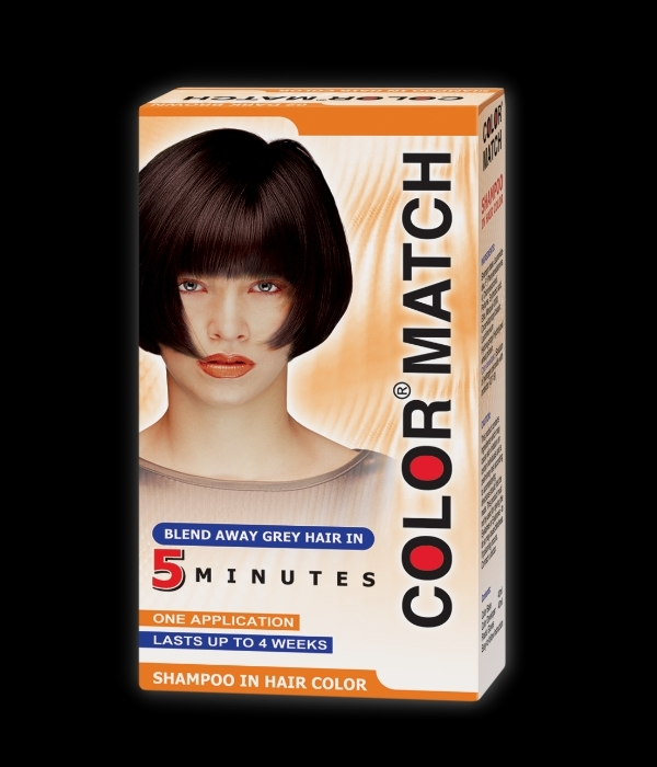 Black Rose Hair Color Match Medium Brown No 4 Hair Color Buy In Lahore
