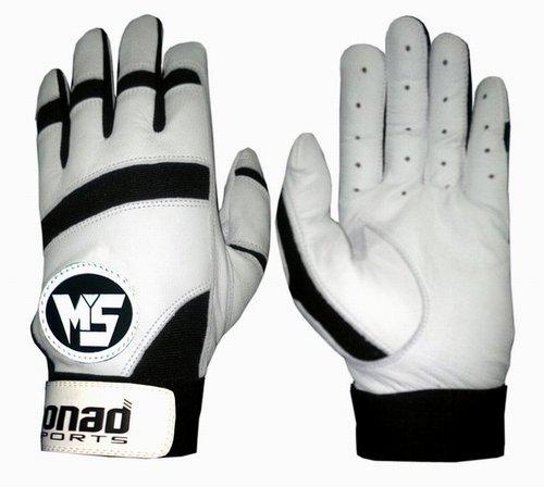 Buy Black white baseball gloves
