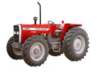 Buy Massey Ferguson Tractor MF385(4wd)