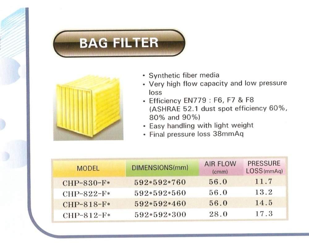 Buy Bag filter
