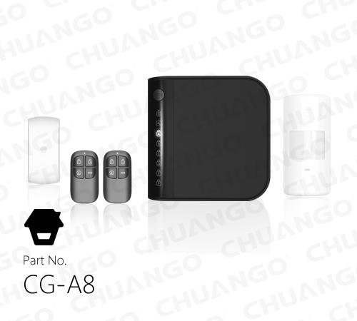 Buy SECURITY ALARM SYSTEM CG-A8