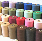 Buy Colored Cotton Yarns