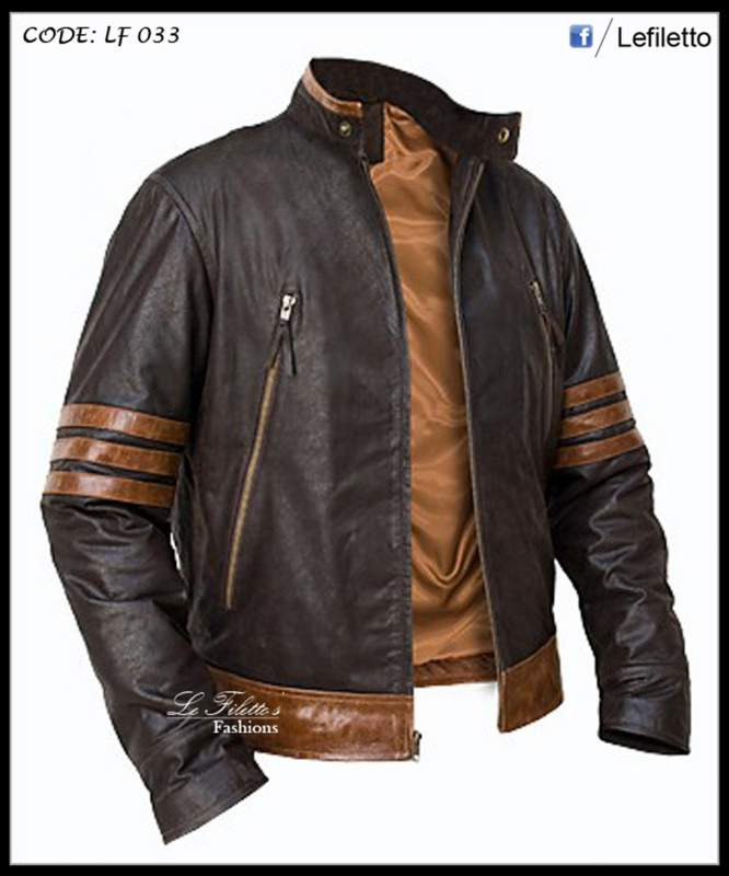 X Men Leather Jacket 100 Pure Lamb Leather Buy In Karachi