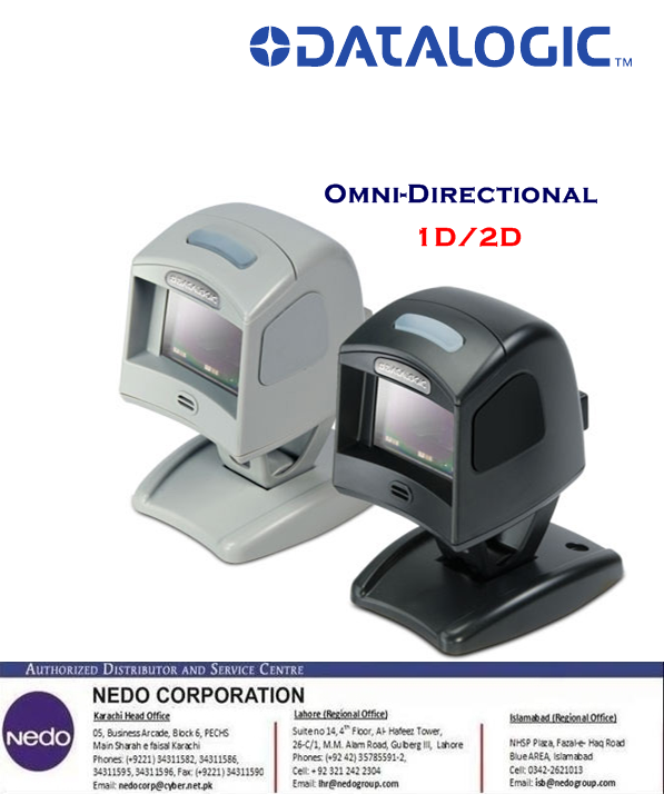 Buy Barcode Scanner Omni-Directional