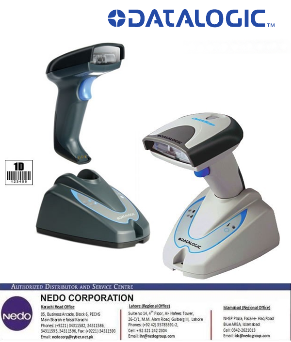 Buy Barcode Scanner for CNIC (ITALY)