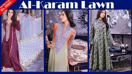 Buy Al-Karam Lawn