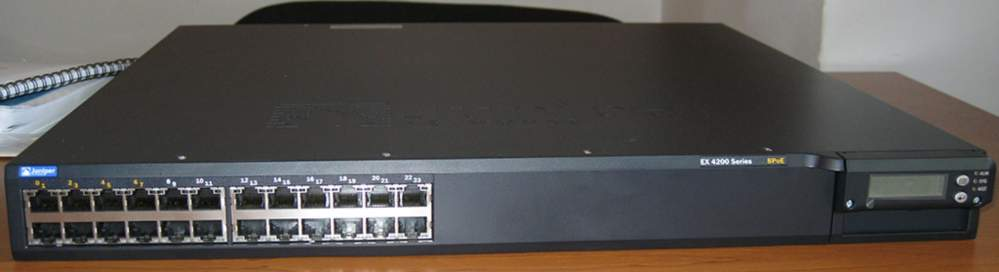 Buy EX 4200, Juniper 24 port GIGA Switch layer 3