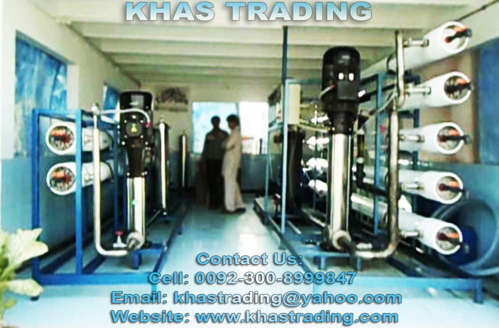 Buy Reverse Osmosis Plant RO Karachi