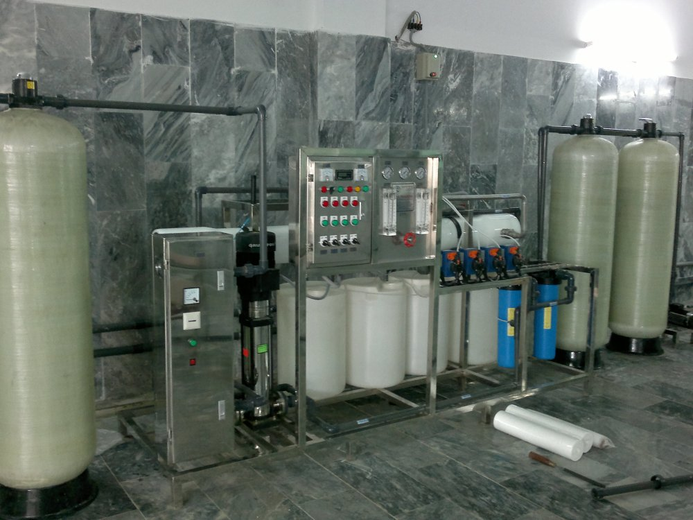 Buy WATER TREATMENT PLANT