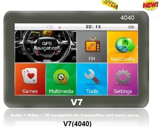 Buy Car GPS navigation for any car
