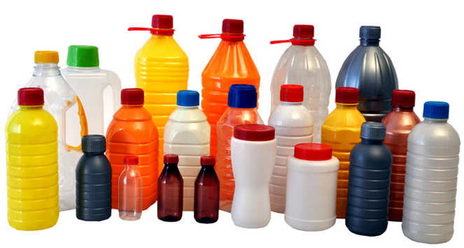 Plastic/hdpe bottles, Pet bottles, Containers for Pesticides