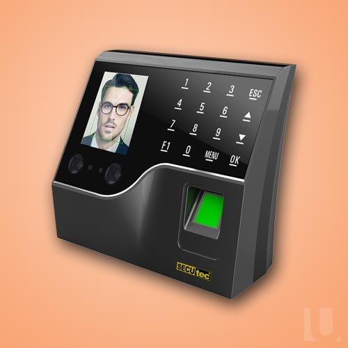 Buy SECUtec ST-F201 Face Recognition Multi-biometric Attendance System