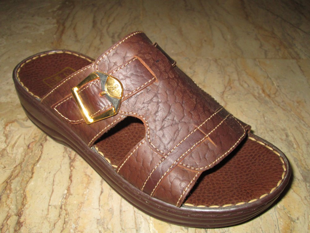 Buy Arabic Leather slippers