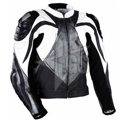Buy Best Quality Fashion Design Men Leather Motorbike Jacket