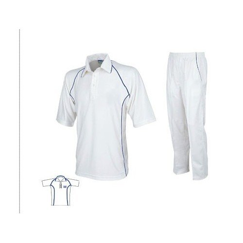 Buy White Cricket Uniform Kit