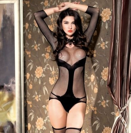 Buy SKLV Hot & Sexy Temptation Nighty + Free Ring as a Gift