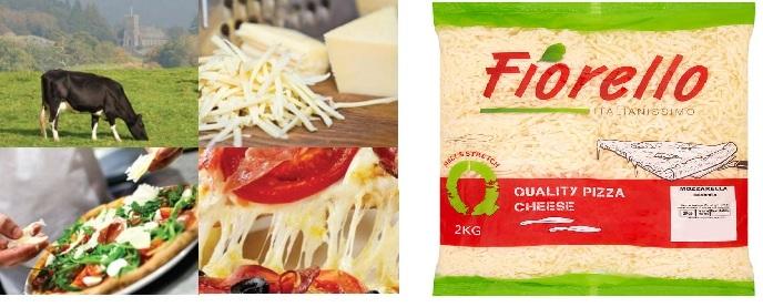 Buy Fiorello Mozzarella Cheese