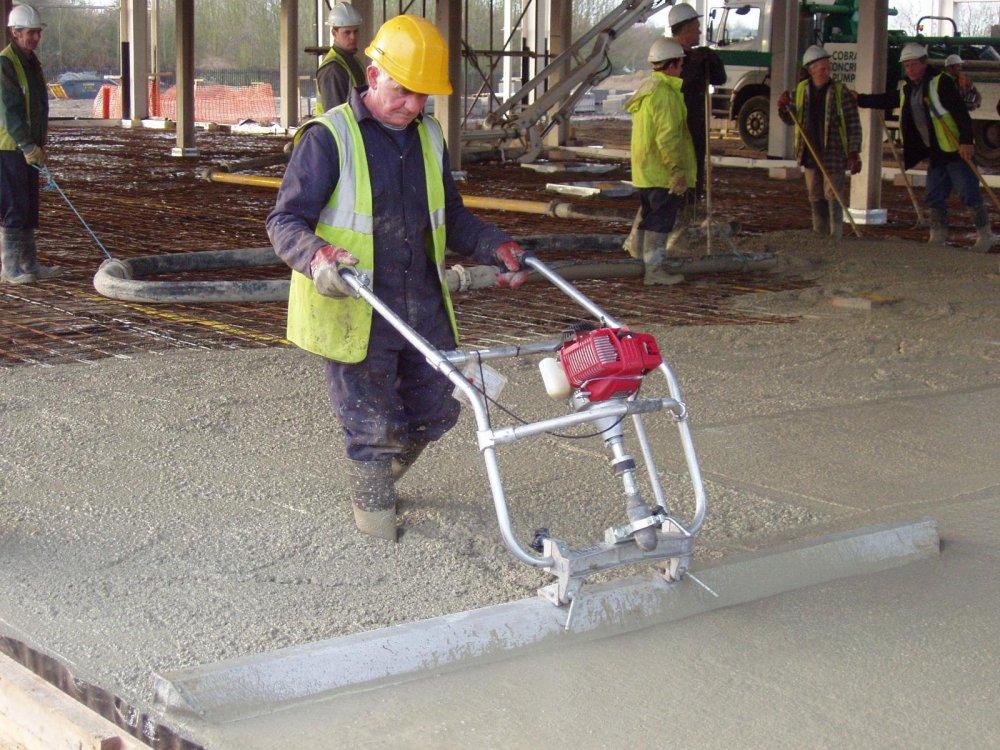 Buy Concrete Surface Finishing Screed Machine