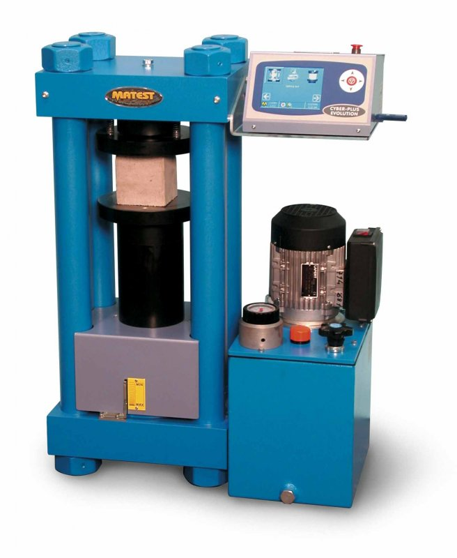 Buy Concrete Compression Testing Machine