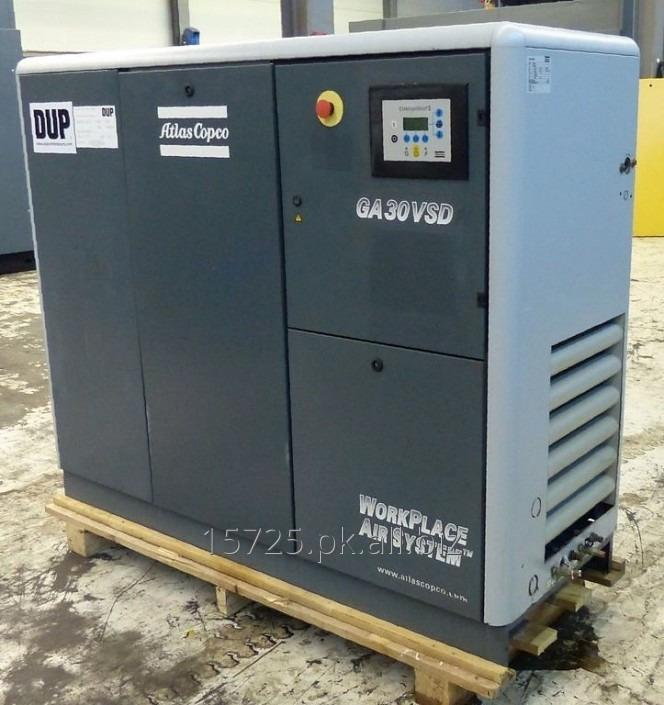 Buy Air compressor in used condition Atlas copco